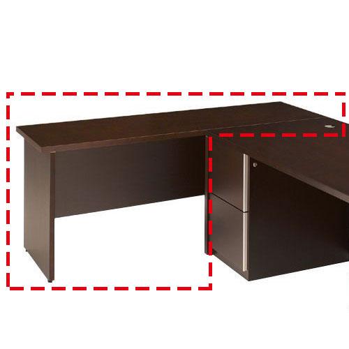 イトーキ 役員用家具 X15シリーズ/サイドテーブル(左右兼用)【自社便/開梱・設置付】