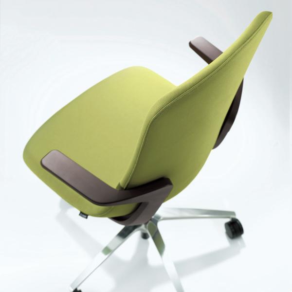 Meeting Chair /ITOKI ? ITOKI ? move Chair ? MOVU ? aluminum legs with a caster with/GL. Zhang in P25Jan15 & soho-st | Rakuten Global Market: Meeting Chair /ITOKI ? ITOKI ...