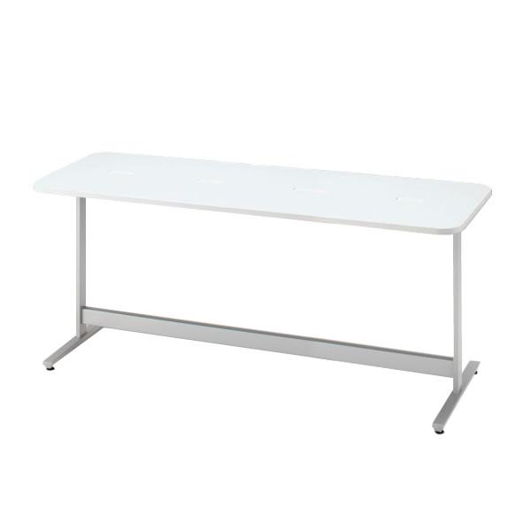 新品本物 ナーステーブル/イトーキ W210×D80cm メディワークテーブル 角型/配線キャップ付タイプ W210×D80cm【自社便/開梱・設置付】, よかねっとはかた:9d33a811 --- konecti.dominiotemporario.com