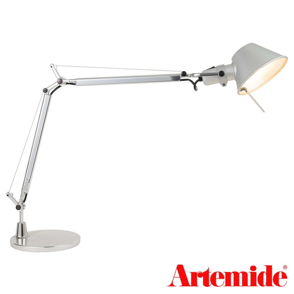 卓上照明 Artemide Tolomeo tavolo mini(アルテミデ トロメオ タボロミニ)デスクライト スタンド式