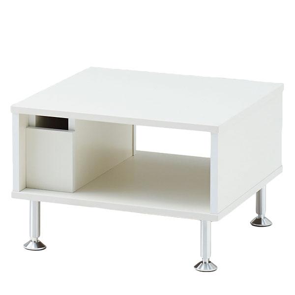 イトーキ ロビー家具 LFシリーズ/センターテーブル 幅60cm ホワイト 【自社便/開梱・設置付】