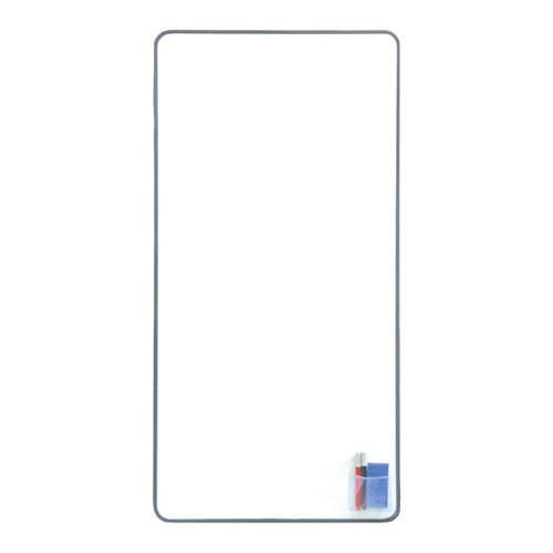 ホワイトボード/マグネットタイプ 幅43.5×高さ87.5cm【自社便(玄関渡し)】