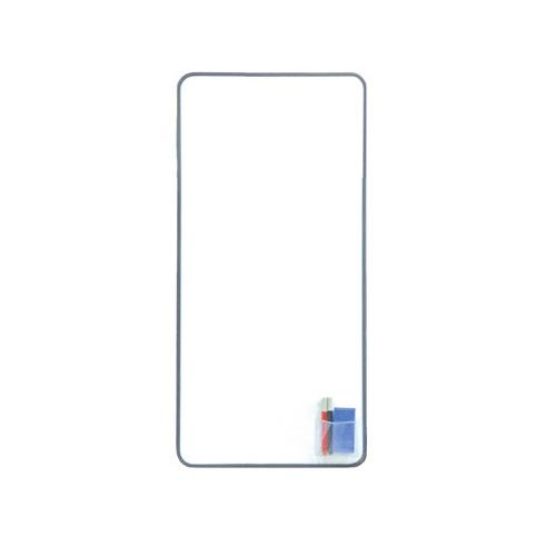ホワイトボード/マグネットタイプ 幅34.5×高さ69.5cm【自社便/開梱・設置付】