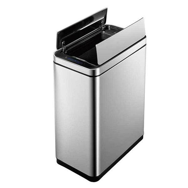 センサー自動開閉式ダストビン 縦置きタイプ45L ゴミ箱・ダストボックス