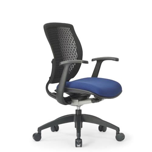 aico アイコ オフィスチェアー 椅子 イス チェア ローバック T型肘付 MA-1500 MA-1515