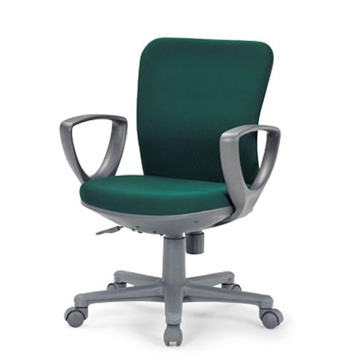 aico アイコ オフィスチェアー 椅子 イス チェア ローバック サークル肘付 OA-1155CJ