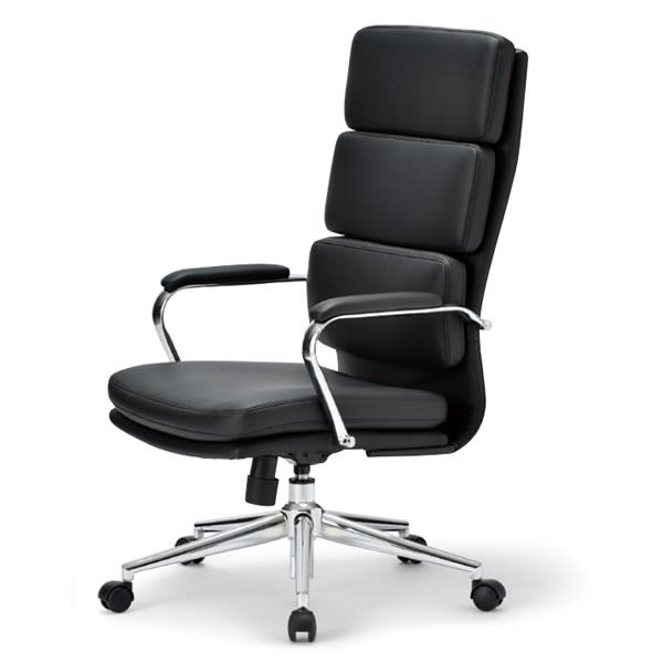 アイコ 社長椅子 オフィスチェア RA-3400シリーズ ハイバック RA-3455