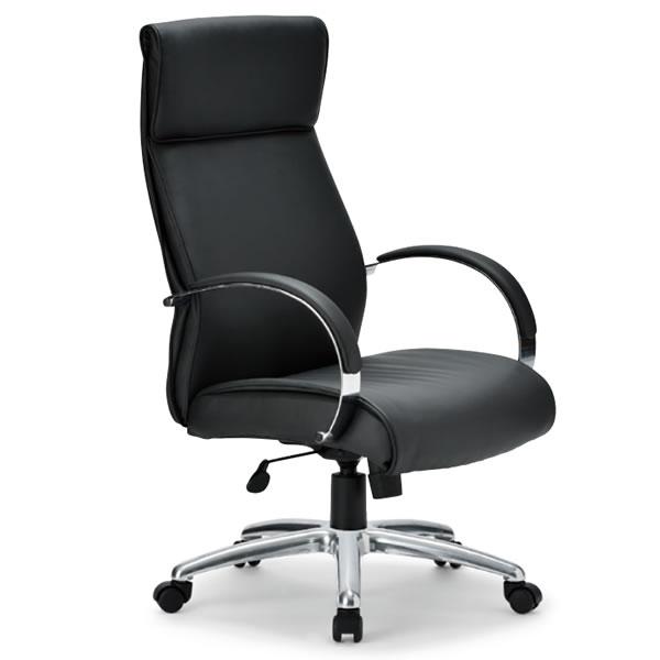 アイコ 社長椅子 オフィスチェア RA-4400シリーズ ハイバック 肘付き RA-4455