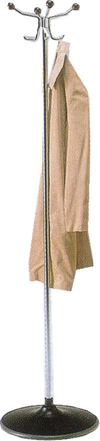 コートハンガー オカムラ 洋服掛け ハンガーラック ハンガーラック コートハンガー 頑丈 ハンガー 業務用 物干し 収納 洋服 大容量 シンプル 4327ZZ-T01
