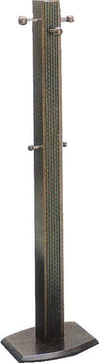 オカムラ コートハンガー 洋服掛け ハンガーラック ハンガーラック コートハンガー 頑丈 ハンガー 業務用 物干し 収納 洋服 大容量 シンプル 4X91ZB-W333