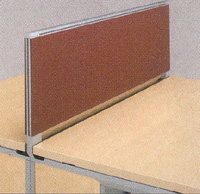 コクヨ ワークデスク デスク パソコンデスク ワークテーブル FRESCO フレスコ デスクトップパネル 机上 用 高さ300ミリ×幅1600ミリ SDV-FRT163