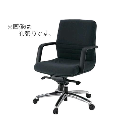 イトーキ C-1タイプ エグゼクティブチェア 社長椅子 役員椅子 ミドルバック 肘付 布 KWC-115C