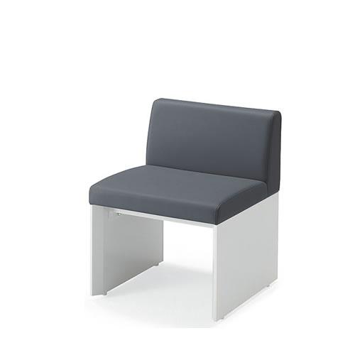 コクヨ ロビーチェア 待合 病院 長椅子 1人掛 ソファータイプ SSシリーズ CN1501