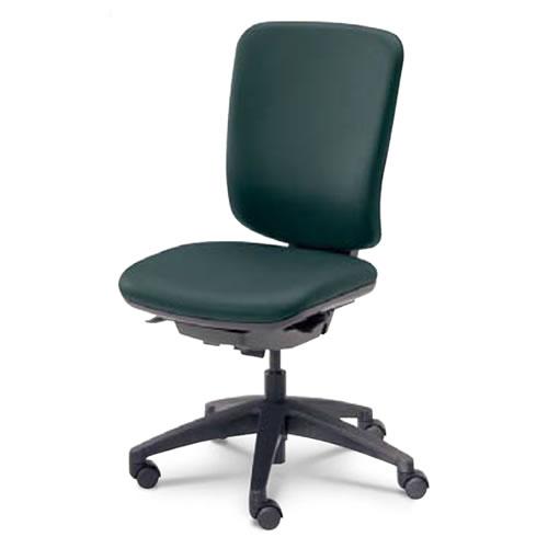内田洋行 オフィスチェア 事務用チェア 事務椅子 エムアイ チェア ハイバック 肘なし MiF-300(305)