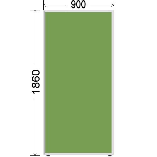 ローパーティション 衝立 BelfixベルフィクスLPEパネル 幅900 生興 LPE-1809