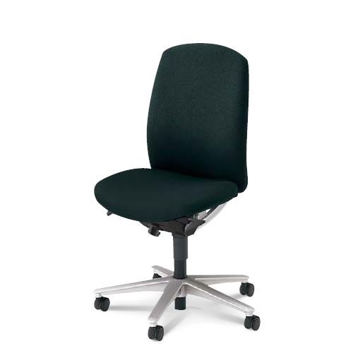 内田洋行 オフィスチェア 事務用イス 事務椅子 キャスト チェア ハイバック 肘なし CA2-300B(305B)
