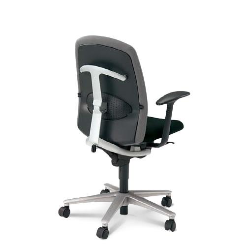 内田洋行 オフィスチェア 事務用イス 事務椅子 キャスト チェア ハイバック T型肘 CA2-310B(315B)