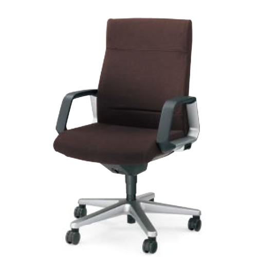 コクヨ 320 シリーズ マネージメント チェア 社長椅子 役員椅子 スタンダードタイプ ハイバック サークル肘付き CR-G321