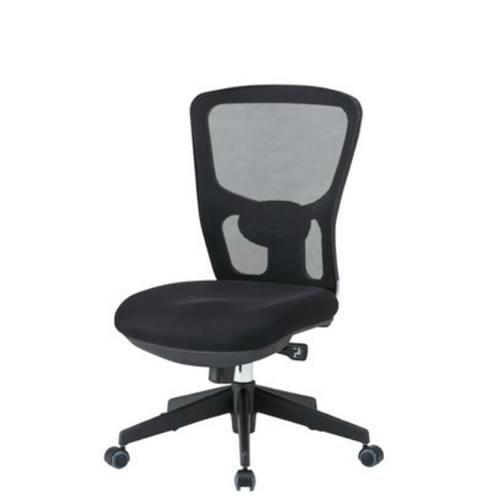 【個人宅配送不可】TOKIO オフィスチェア 椅子 メッシュ 肘なし FCM-5