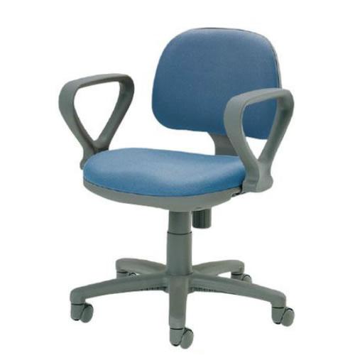 【個人宅配送不可】TOKIO オフィスチェア 事務椅子 肘付 FST-3A