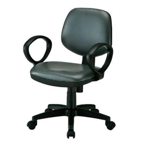 【個人宅配送不可】TOKIO オフィスチェア 事務椅子 肘付 FST-51A