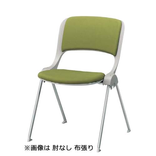 内田洋行 ミーティングチェア MX-40シリーズ 背パッドタイプ 肘なし ビニールレザー張り MX-43