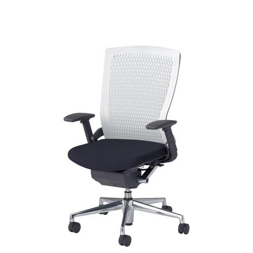 内田洋行 オフィスチェア 事務用チェア 事務椅子 パルス チェア メッシュバック アジャスタブル肘 PA2-320M