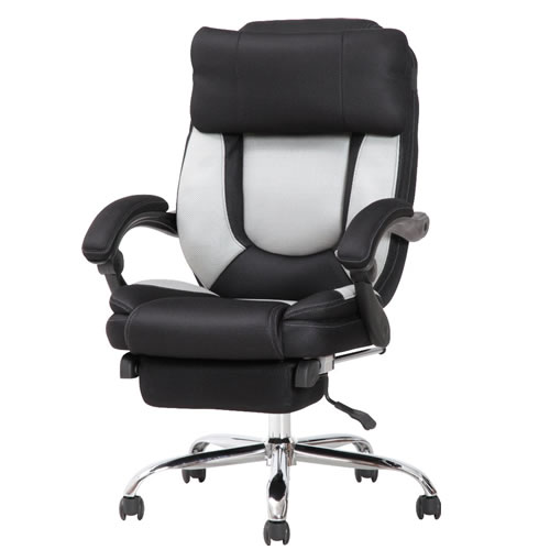 オフィスチェア 事務椅子 椅子 リクライニング プレジデントチェアー ネロ メッシュ ブラック FB-30070