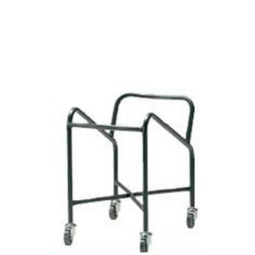 【個人宅配送不可】TOKIO チェア台車 収納台車 スタッキングチェア用台車 スタッキングカート 椅子用台車 D-20