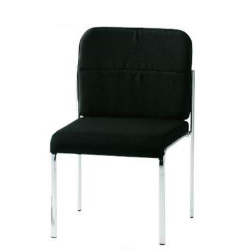 TOKIO ミーティングチェア 椅子 会議用チェア 4本脚タイプ 肘なし 布張り 4脚セット FMN-4-SET