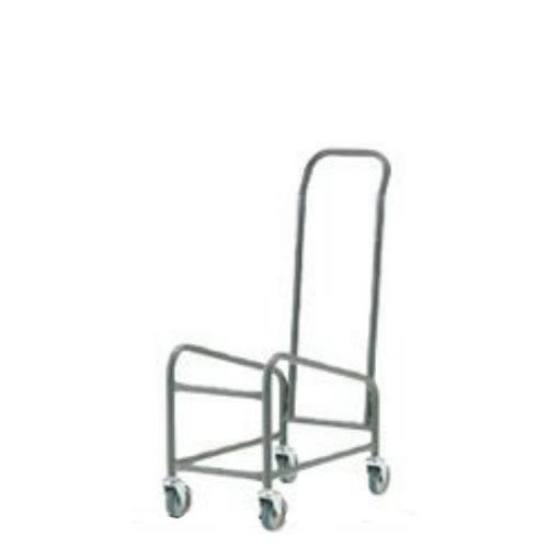 【個人宅配送不可】TOKIO チェア台車 収納台車 スタッキングチェア用台車 スタッキングカート 椅子用台車 FSC-D