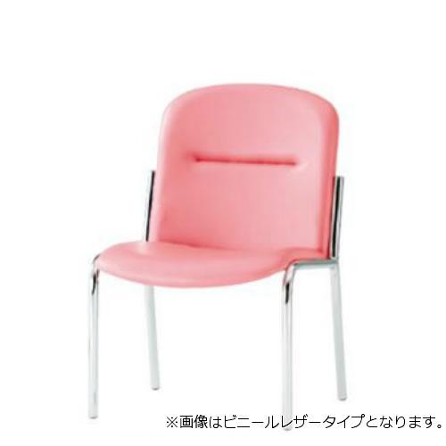 TOKIO ミーティングチェア 椅子 会議チェア 4本脚タイプ 肘なし 布張り FSQ-4