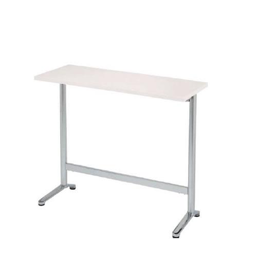 NHD型カウンターテーブル 幅900 奥行450 高さ1000 T字脚ハイタイプNHD-KH1245