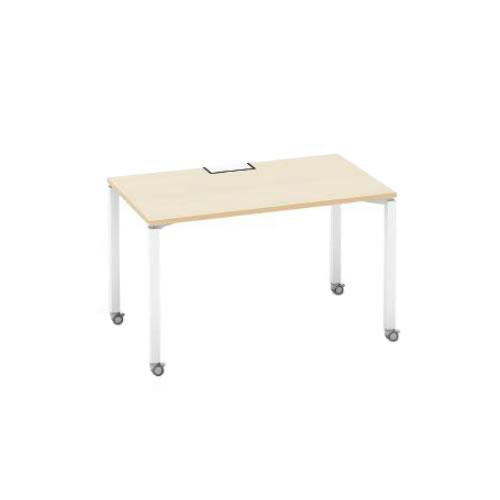 コクヨ ワークフィット WORKFIT テーブル 机 スタンダード片面タイプ 幅1200×奥行700 SD-WFA127