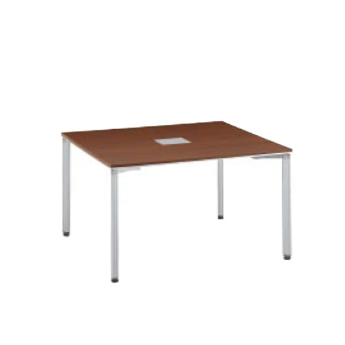 コクヨ ワークソートWORKSORTシリーズ 机 テーブル 連結タイプ 幅1200×奥行1200 SD-WSIA1212