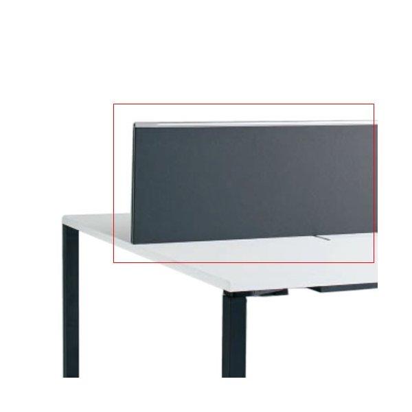 コクヨ ワークフィットWORKFIT テーブル 机 オプション デスクトップパネル両面用W1600 SDV-WF163