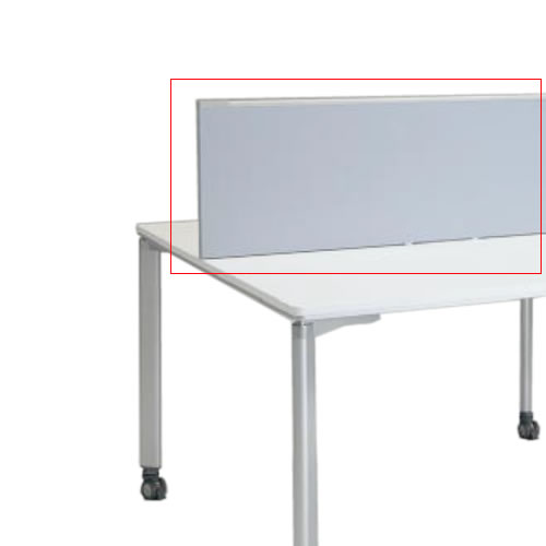 コクヨ ワークソートWORKSORTシリーズ 机 テーブル オプション デスクトップパネル両面用W2400 SDV-WS243