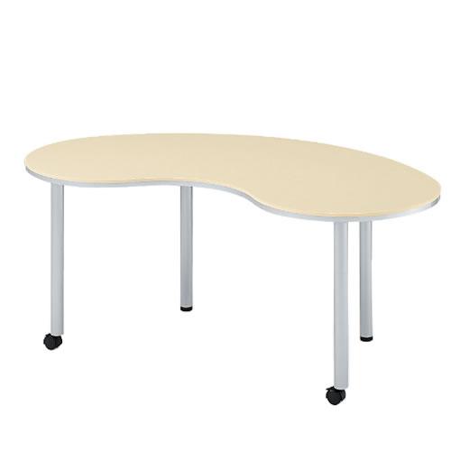 イトーキ バイオテーブルIII テーブル ピーナッツ型タイプ TSD-517N