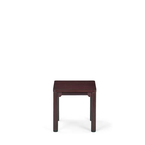 【個人宅配送不可】 アイコ 応接 コーナーテーブル ラウンドエッジ仕上げ W450 正方形タイプ CTR-4545