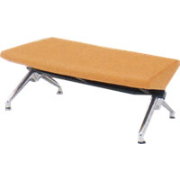 オカムラ ロビーチェア セデオ シリーズ 椅子 布 LB24RB-FL