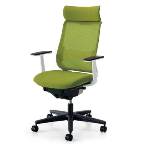 在宅 テレワーク コクヨ オフィスチェア 事務用椅子 ミトラ チェア メッシュタイプ アディショナルバック T型肘 ランバーサポート付き 樹脂脚 ブラック キャスター付き CR-G2923