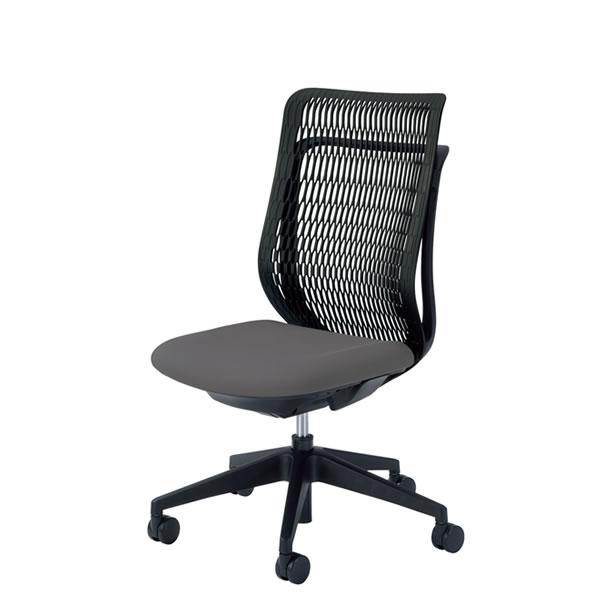 内田洋行 オフィスチェア 事務用チェア 事務椅子 エージェイ チェア 肘なし ヌードタイプ AJA-300BN