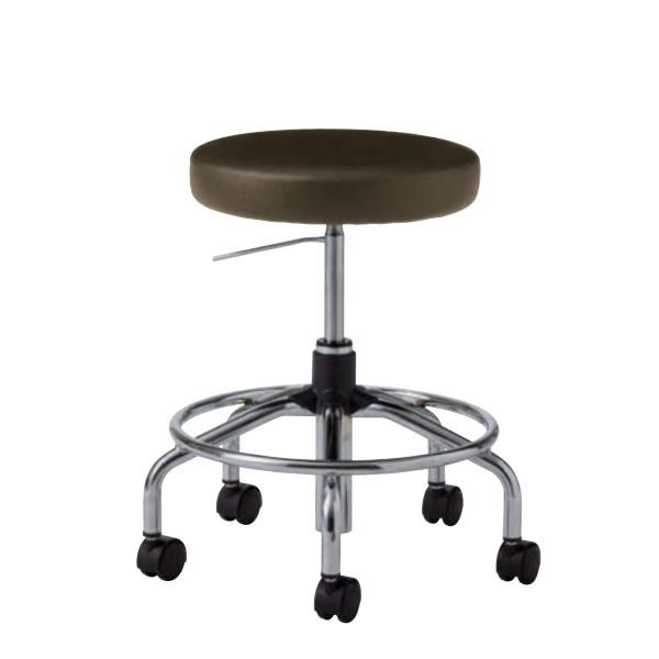 導電チェア 導電チェアー 作業用チェア 作業椅子 作業用 椅子 ガス上下調節 導電双輪キャスター CA-ET6