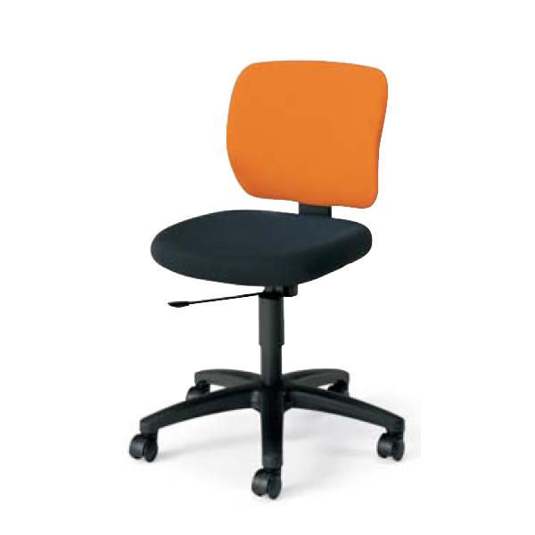 コクヨ オフィスチェア 事務椅子 EAZA イーザ チェア 背総張りタイプ 肘なし 背座別色 CR-G182F6C