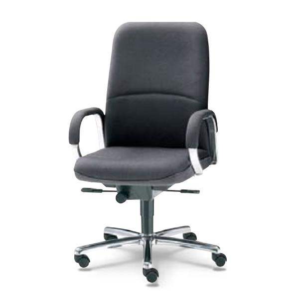 内田洋行 オフィスチェア 事務用 社長椅子 高級チェア ハイバック チェアー EX-200シリーズ チェア オープン肘付 布張り EX-210N