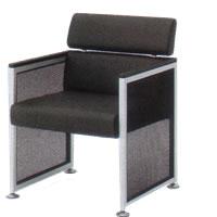 オカムラ ロビーチェア 長椅子 8346Hシリーズ 椅子 8346HD-P719