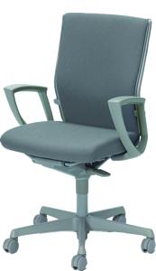 岡村製作所 オフィスチェア 時間指定不可 事務椅子 椅子 ロッキング パソコンチェアー PCチェア オフィスチェアー 人気 事務用 作業用 チェア ファッション通販 ロッキングチェアー 作業いす ハイバック イス 布張りC445- エスクード オカムラ 固定肘タイプ ロッキングチェア おしゃれ