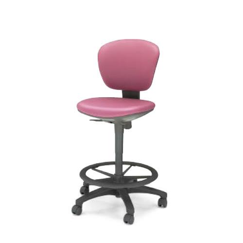 コクヨ レグノ2 チェアー オフィスチェア 事務椅子 ハイタイプ 肘なし CR-FG218F4