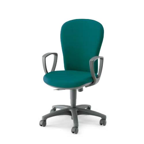 コクヨ レグノ2 チェアー オフィスチェア 事務椅子 スタンダドタイプ ハイバック サクル肘付き CR-G213F4