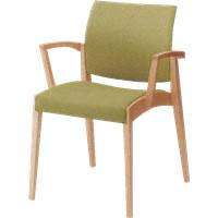 オカムラ 椅子 木製 セロー ライトカラーフレーム 8149RA